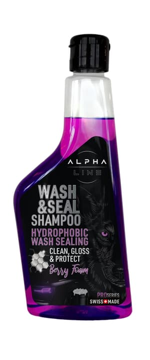 Wash & Seal Shampoo