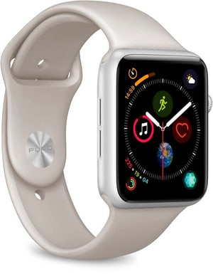Icon Silicone Band - Apple Watch 42-44mm - grey