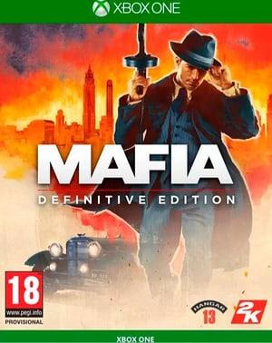 Xbox - Mafia: Definitive Edition