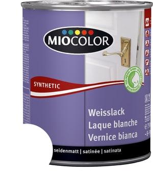 Vernice sintetica bianca satinata opaca Bianco 750 ml