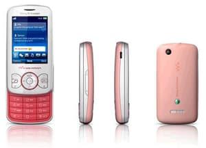 L- Budget Phone 35 Sony Ericsson Spiro