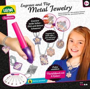 Set créatif Metal bijoux