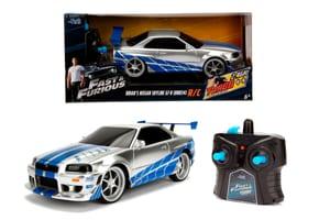 Fast&Furious RC Nissan Skyline GTR