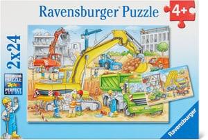 Sur le chantier Puzzle