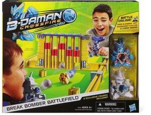 Hasbro B-DAMAN BREAK BOMBER BATTLE SET