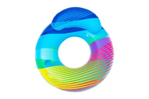 Swim Bright Led Swim Ring