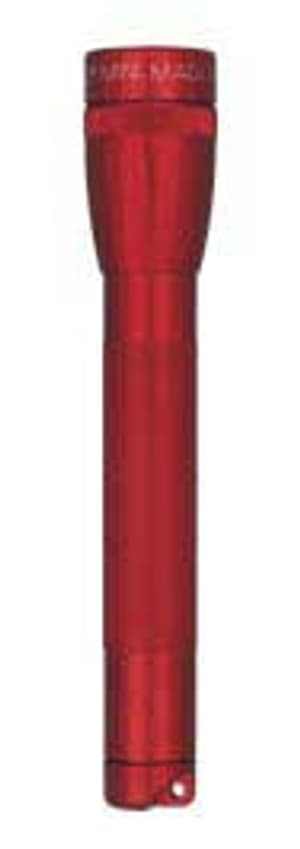 MAGLITE MINI ROUGE