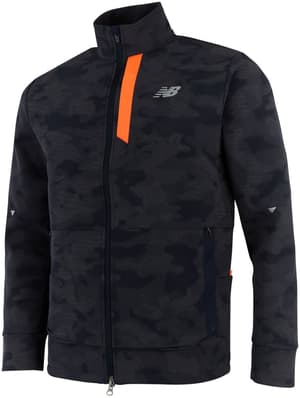 Reflective Impact Run Winter Jacket