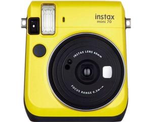 Instax Mini 70 jaune