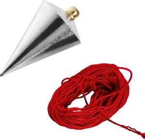Fil à plomb avec cordeau
