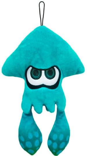 Splatoon: Squid turquoise - Plüsch