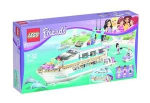 LEGO Friends Le yacht 41015
