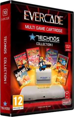 Evercade 10 - Techns Collection 1