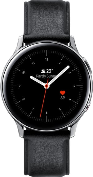 Watch Active 2 Steal 40mm LTE argento