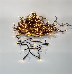 Baummantel golden WW 360 LEDs