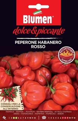 Paprika Habanero Rosso