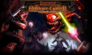 PC - Baldur's Gate II: Enhanced ED