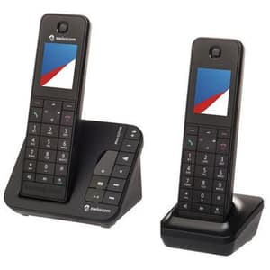 Swisscom Aton CLT120 DUO Téléphones fixe