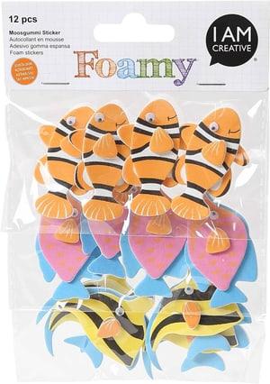 FOAMY, Fisch, 12 Stk
