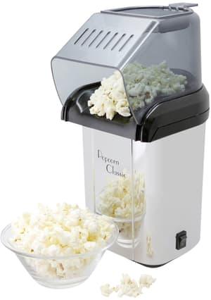 Popcornmaschine Classic chrom