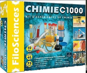 Filosciences chimie C1000