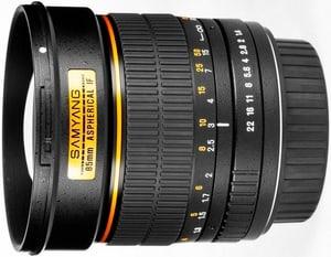 85mm / 1.4 IF Aspherical (Canon) Obiettivo
