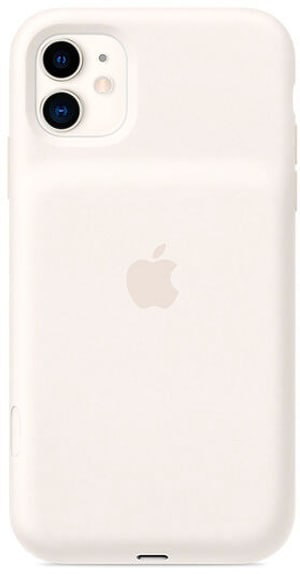 iPhone 11 Smart Battery Case White