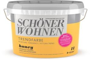 Trend Wandfarbe matt Honey 1 l