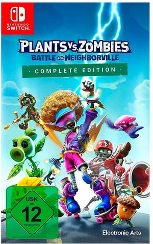 NSW - Plants vs. Zombies - Battle for Neighborville - Complete Edition