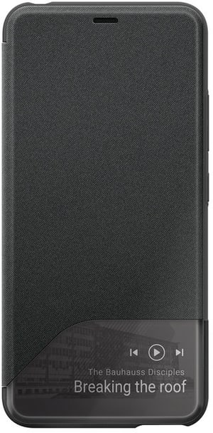 View 2 Go Book Cover Smart Folio Night Grey