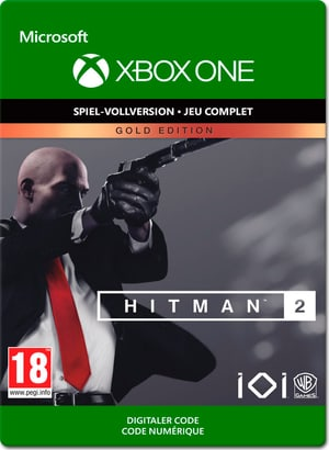 Xbox One - Hitman 2 - Gold Edition