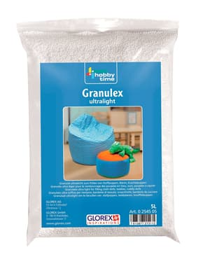 D+G Granulé en polystyrène