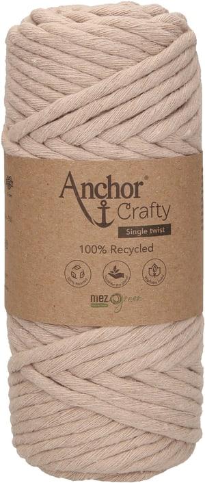 Fil à macramé Anchor Crafty, beige