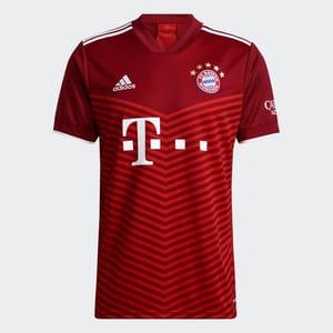 FC Bayern München Replika Home 21/22