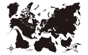 CREARREDA BLACK MAP