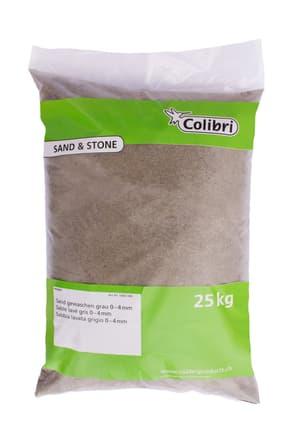 Sand gewaschen, 25 kg