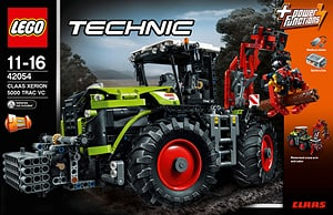 Technic CLAAS XERION 5000 TRAC VC 42054