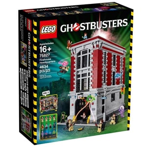 LEGO Ghostbusters Le QG des Ghostbusters