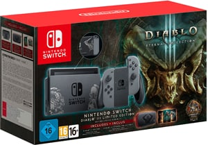 Switch Diablo III: Eternal Collection Limited Edition Bundle