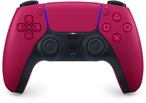 PS5 DualSense Wireless-Controller Cosmic Red