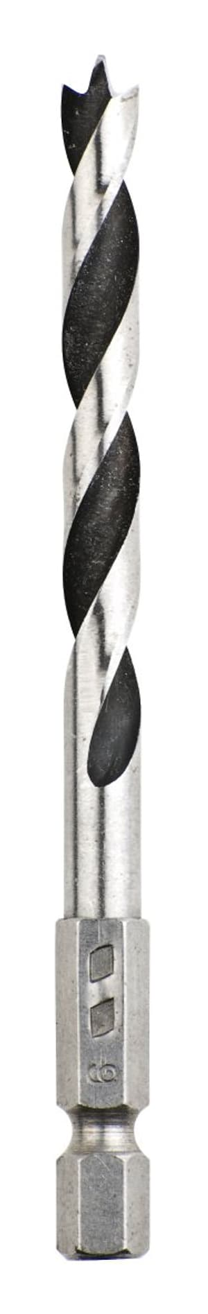 """Spiralbohrer mit Sechskantaufnahme 1/4"""", ø 5 mm"""