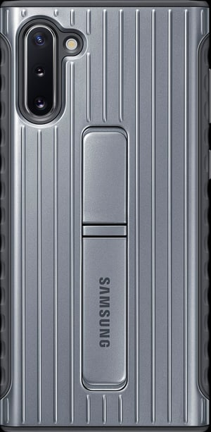 Protective Standing Cover silver