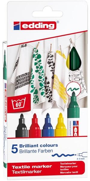 Textilmarker 4500 E-5 Basic