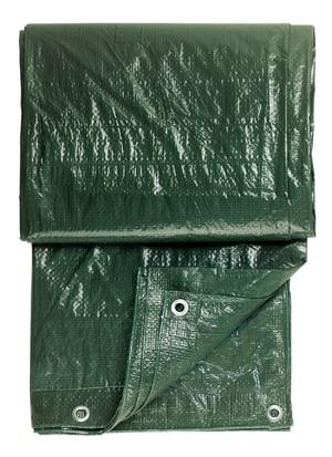 Bâche en tissu avec œillets 1,5x6m