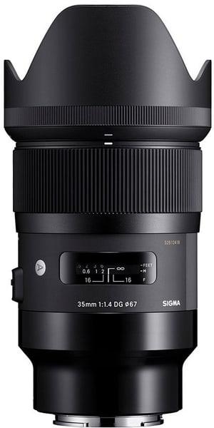 35mm F1.4 DG HSM Art Sony