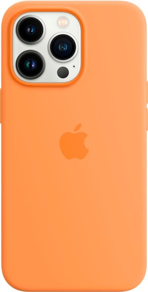 iPhone 13 Pro Silicone Case with MagSafe – Marigold