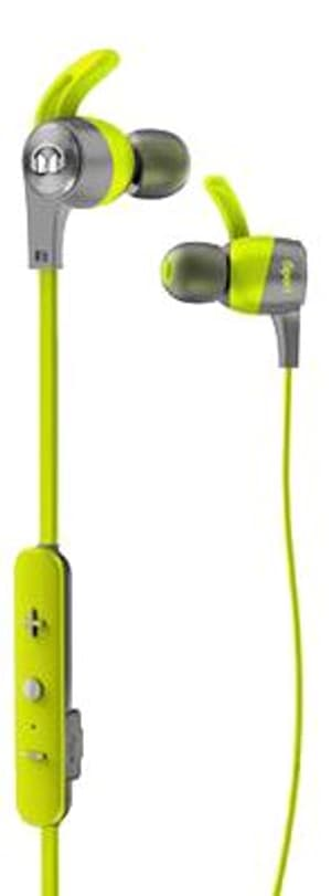 Monster iSport Compete In-Ear Kophörer v