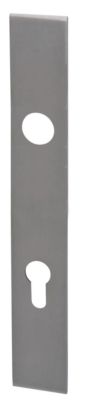 Poignée à col long PZ 78 mm carrée