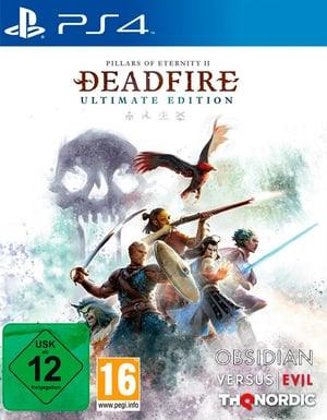 PS4 - Pillars of Eternity II: Deadfire - Ultimate Edition F/I