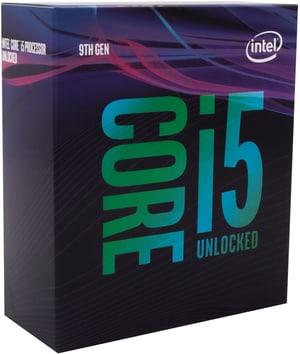 Core i5-9600K 3.7 GHz